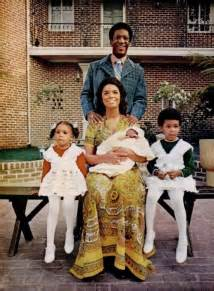 Bill and Camille Cosby Children