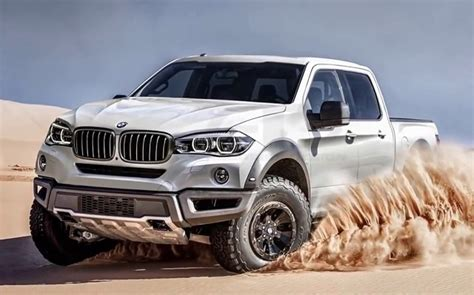 2019 Bmw Truck by 2019 Bmw Truck Concept Rumors Possible Design