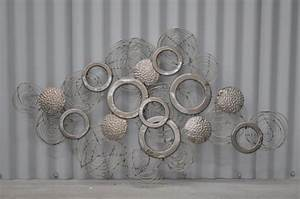 Wall art design ideas sculpture large metal and