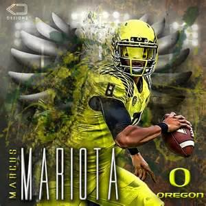 Marcus Mariota Oregon Ducks Football