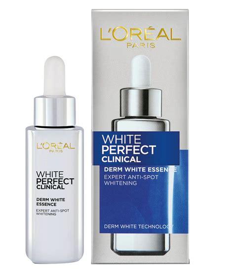 L Oreal White l oreal white clinical derm white essence