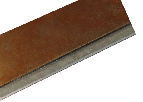 high ductility copper clad stainless steel sheets copper clad stainless steel strip