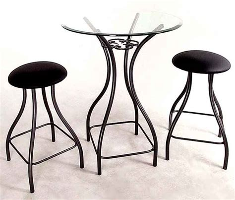 bistro square table bar tables wrought iron