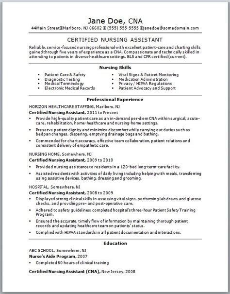 Resume Template For Nursing Assistant by Pin By Julie Pare Scentsy Independent Consultant On School