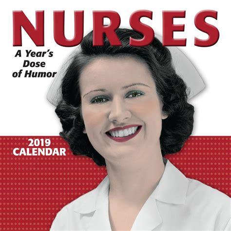 nurses wall calendar