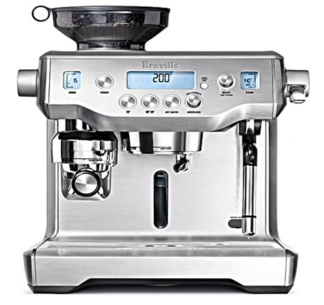 top rated home espresso machines breville espresso machine reviews the top 5 home grounds