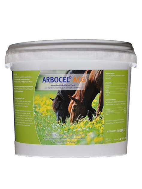 arbocel acg kg eine prophylaktische und regulierende