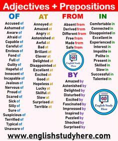 list  adjectives images adjective word list