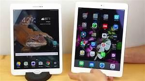 Samsung Galaxy Tab S2 9.7 vs. Apple iPad Air 2 – Which ...