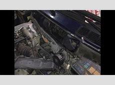 BMW e30 wymianaregeneracja nagrzewnicy YouTube