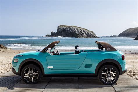 The New Citroen Beach Buggy Cactus M Concept