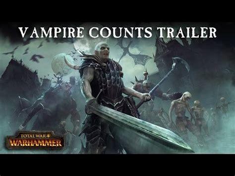total war warhammer reveals vampire counts  mannfred