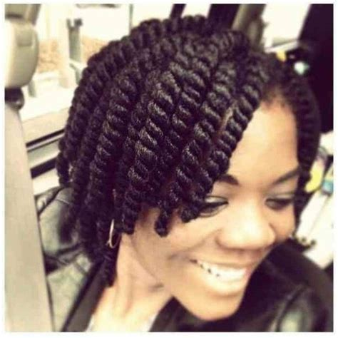 The Secret to Juicy Plump Two Strand Twists