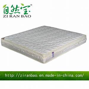 China pillow top spring memory foam mattress topper for Best pillow to use with memory foam mattress
