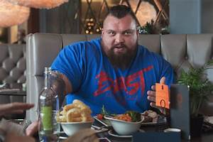 Eddie Hall Talked Us Through Life as the World's Strongest ...