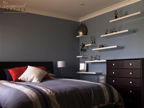 Young Adult Bedroom Design & Styling At Castle Hill By