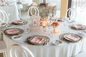 Dcoration Table Mariage 40 Ides Lgantes