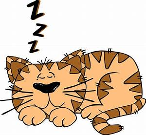 Sleeping Kitten Clipart | Clipart Panda - Free Clipart Images