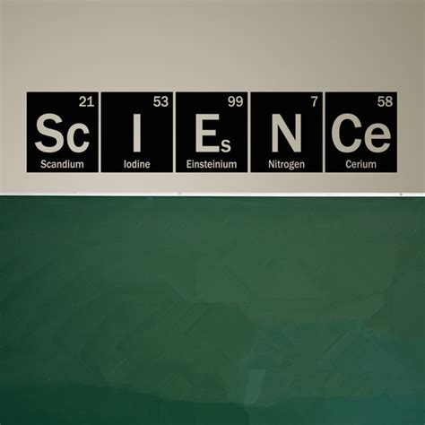Red And Black Living Room Decorations by Aliexpress Com Buy Science Periodic Table Elements