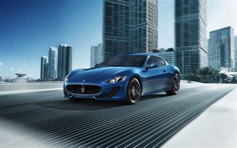 Maserati Granturismo Backgrounds by 2014 Maserati Granturismo Sport Wallpaper Hd Car