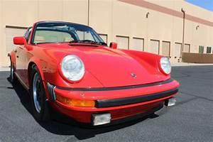 1982 Porsche 911 Sc Targa 3 Owner Rust Free Az Car All