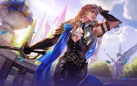 Lancelot Mobile Legends Wallpaper Hd