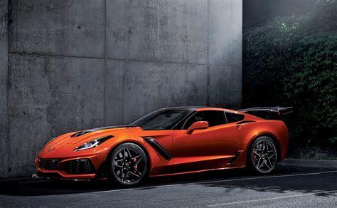 2019 Corvette Zr1 Unveiled As Fastest Chevrolet Ever