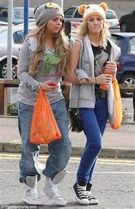 Who's the Slim Fast for? Little Mix' Jesy and Peri stock ...