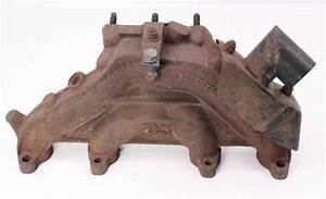 Early Dual Exhaust Manifold 75