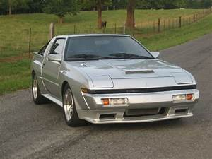 Bad2rass 1988 Mitsubishi Starion Specs  Photos