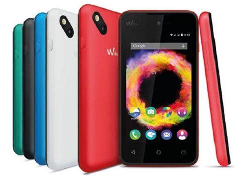 wiko sunset 2 un smartphone sous android basique et pas