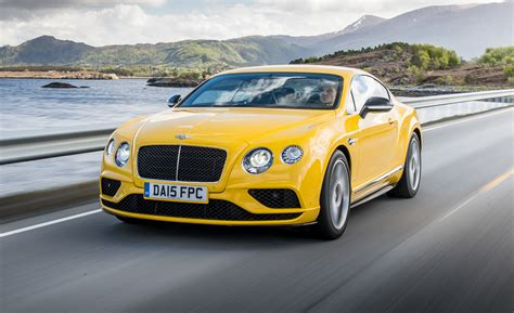 2018 Bentley Continental Gt Speed Gt V8 S Coupe Review