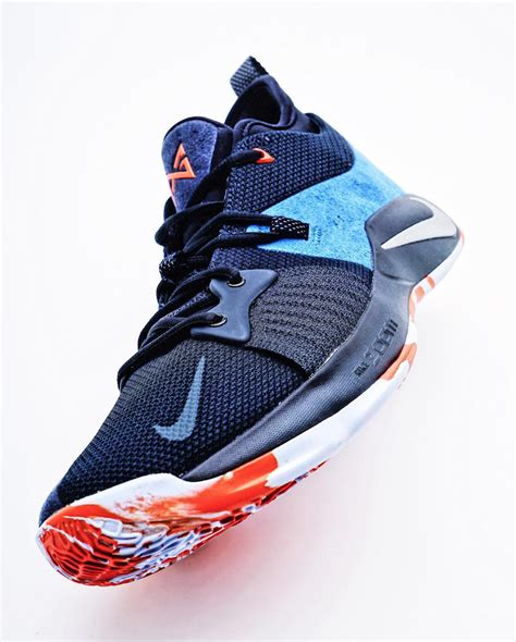 nike pg  okc detailed images kicksologistscom