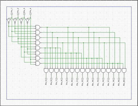 7 segment display driver for hexadecimal page 2