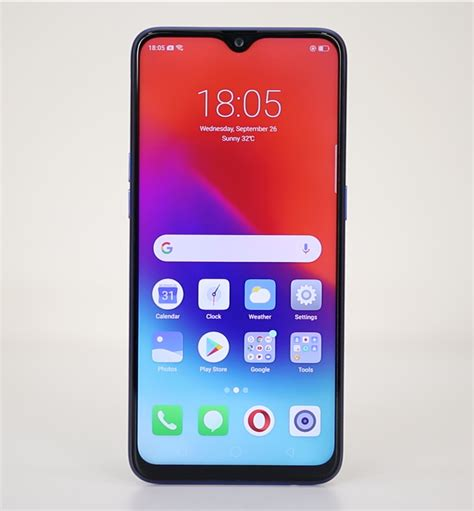 oppo realme 2 pro official whatmobile