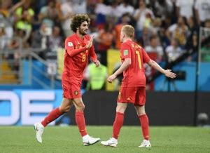 Martinez's inspired substitutions keep Belgium's World Cup ...