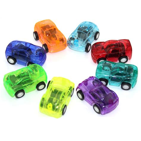 car toys wheels 5pcs baby toys cute mini plastic pull back model cars toy