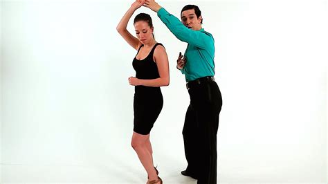 How To Do Styled Right & Left Turns  Merengue Dance Youtube