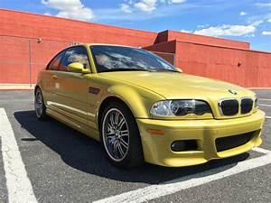 Bmw E46 M3 : sub 40k miles phoenix yellow e46 bmw m3 rare cars for ~ Dode.kayakingforconservation.com Idées de Décoration
