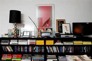 20 bookshelf decorating ideas for Interior design bookshelf arrangement
