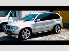 48 MONSTER Bagged & Tuned BMW X5 YouTube