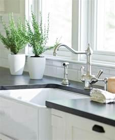 honed black granite countertops traditional kitchen