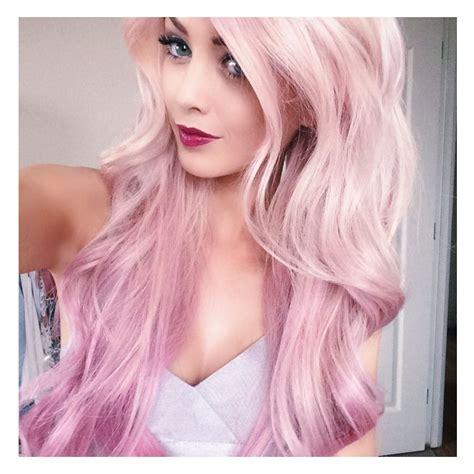 Bright Pink Hair Dye In 2019 Hair Pelo De Colores