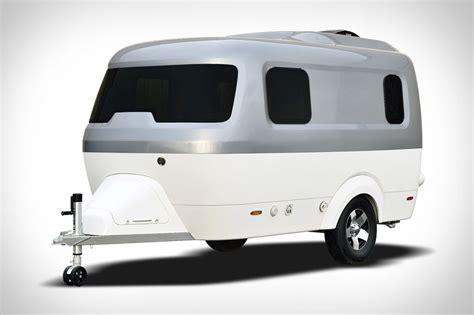 sleek  tone campers aluminum trailer