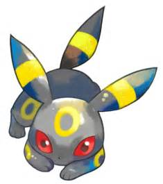 Pokemon Cute Umbreon
