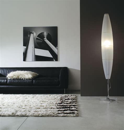 floor lamp havana terra outdoor  foscarini white   design uk