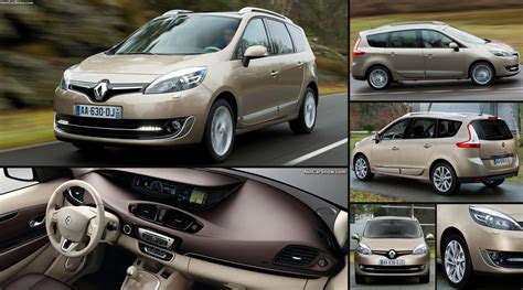 renault grand scenic  pictures information specs