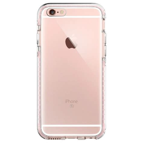 jual spigen iphone   case ultra hybrid tech crystal