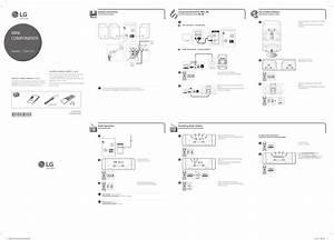 Lg Cm4550 User Manual Guide Fb Dusallk Sim 3892 3893