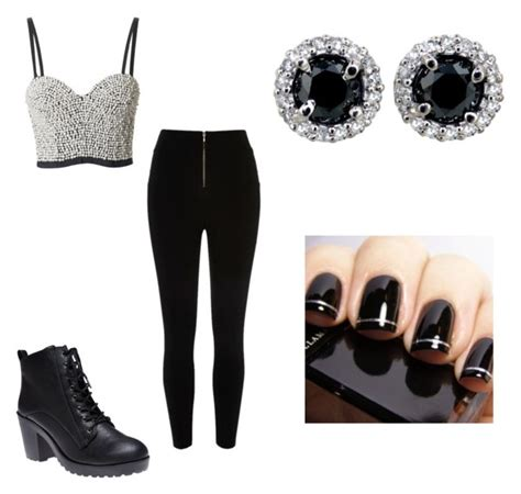 U0026quot;A cool performance outfitu0026quot; by kendrakenay on Polyvore featuring Topshop and Wet Seal | My ...